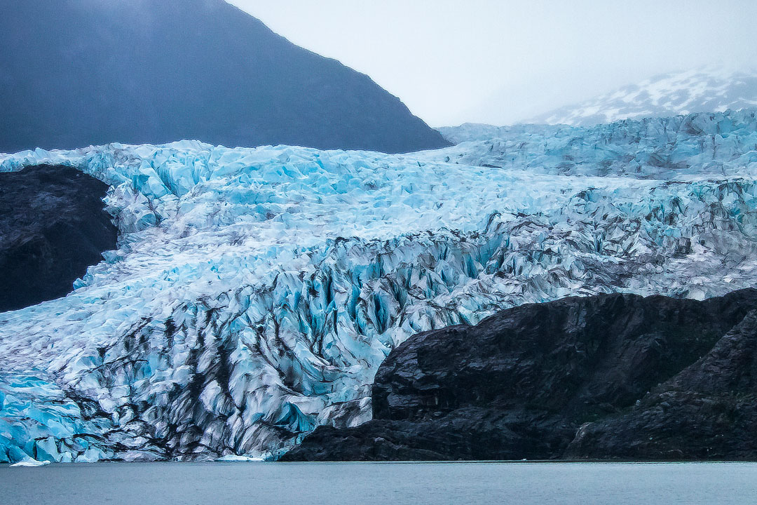 Mendenhall Glacier, Juneau, Alaska + Your Ultimate USA Bucket List // Local Adventurer #usa #alaska #juneau