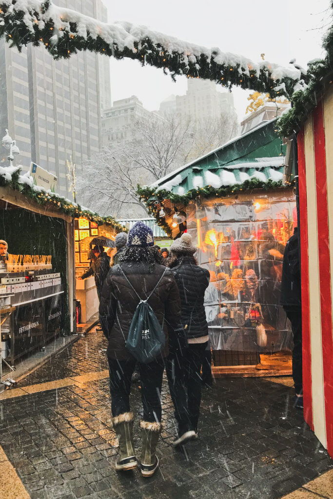 New York Christmas Markets at Union Square Park / New York Christmas Markets 2020 + Holiday Markets NYC | LocalAdventurer.com