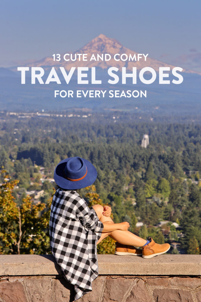 13 Best Travel Shoes for Comfort and Style during Every Season