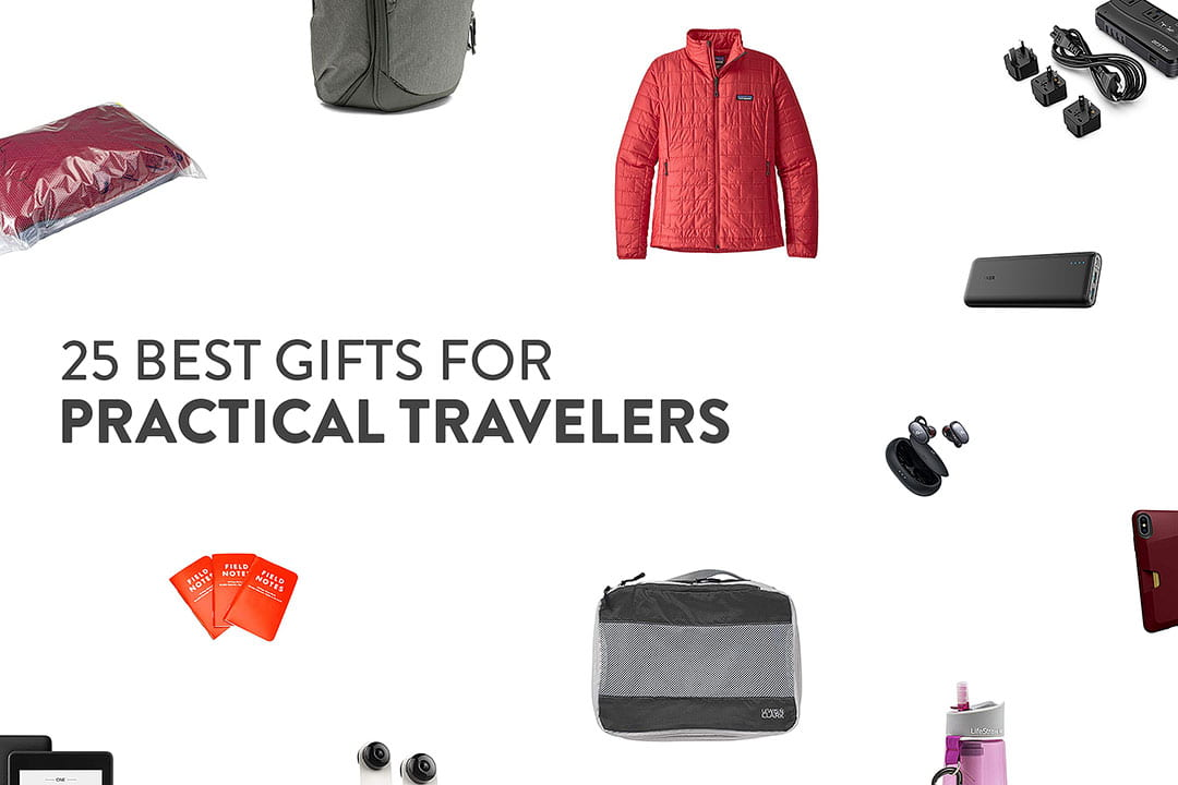 25 Greatest Useful Gifts for Travelers in 2020