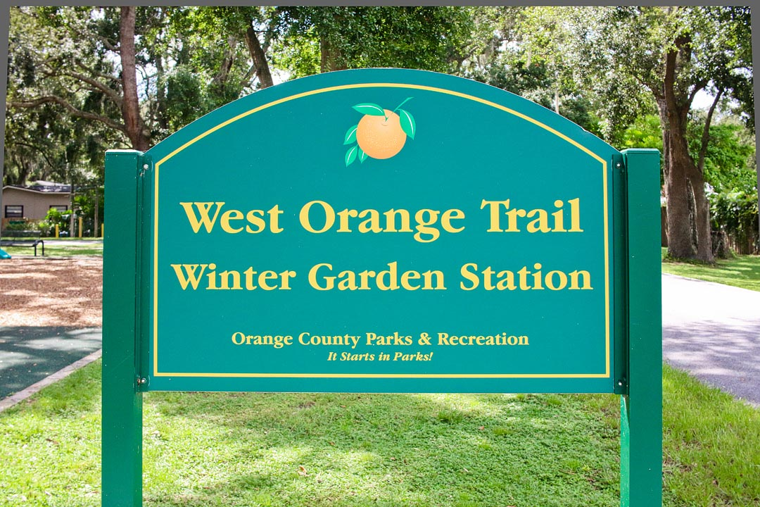West Orange Trail Orlando Florida