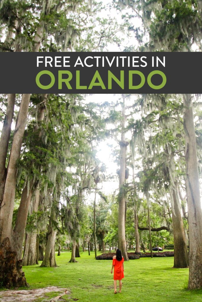 What to Do in Orlando for Free