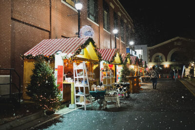 Atlanta Christkindl Market + Christmas Day Events | LocalAdventurer.com