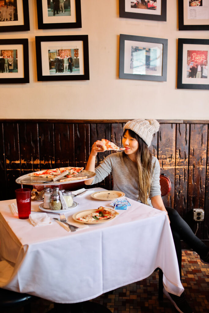 Looking for the Best New York Pizza in NYC // Local Adventurer
