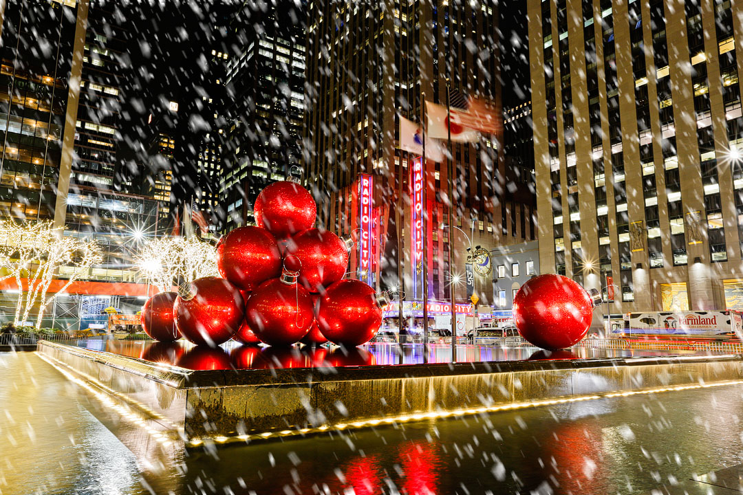 Magical Ways To Spend Christmas In Nyc