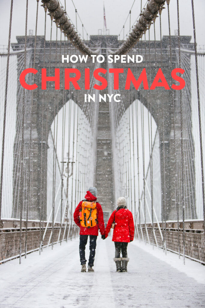 How to Spend the Perfect Christmas in NYC + Things to do in New York in December / Christmas NYC | LocalAdventurer.com