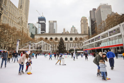 Free Ice Skating NYC