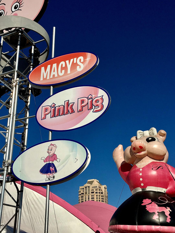 Macys Pink Pig Lenox Mall Atlanta