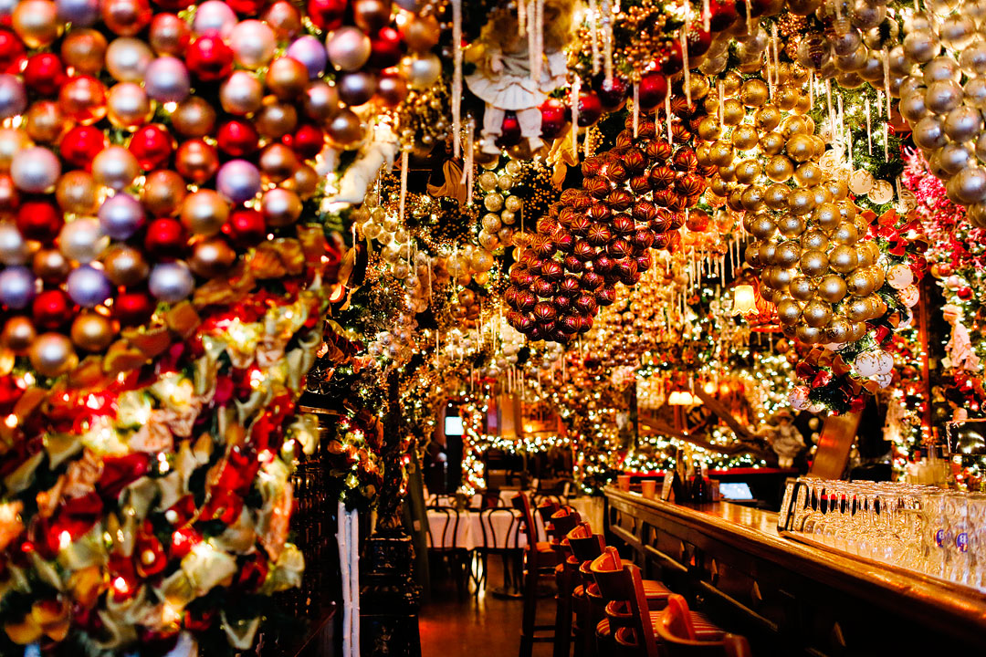 Christmas Restaurant Nyc.11 Magical Ways To Spend Christmas In Nyc Make The Most Of