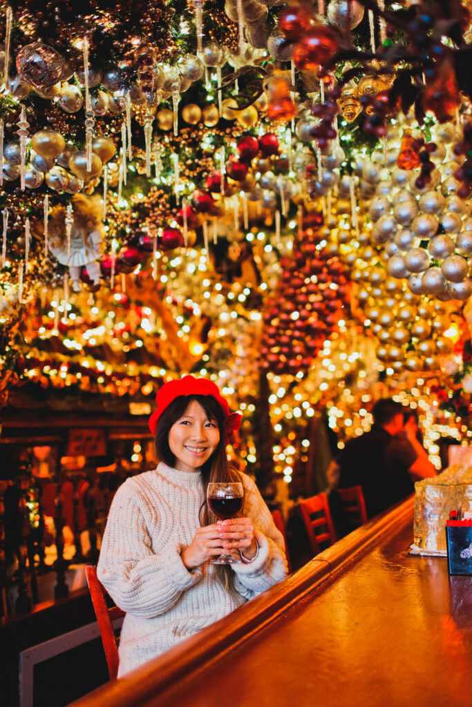 Rolfs NYC + What to Do for Christmas in NYC