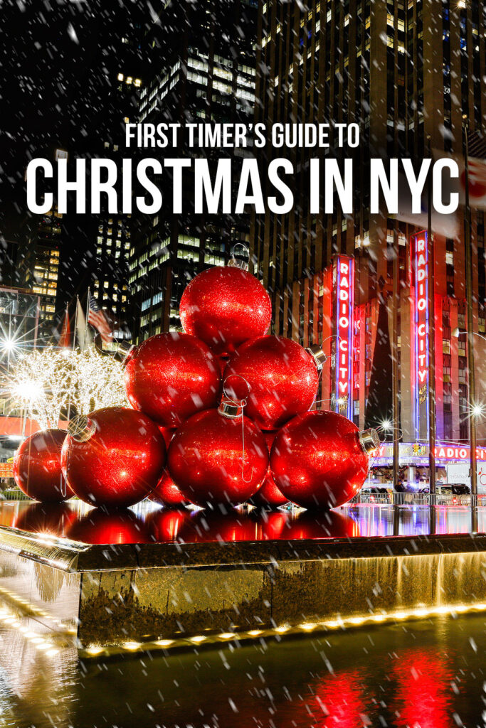 11 Magical Things to Do in NYC at Christmas + Christmas in New York 2020 / NYC in Christmas | LocalAdventurer.com