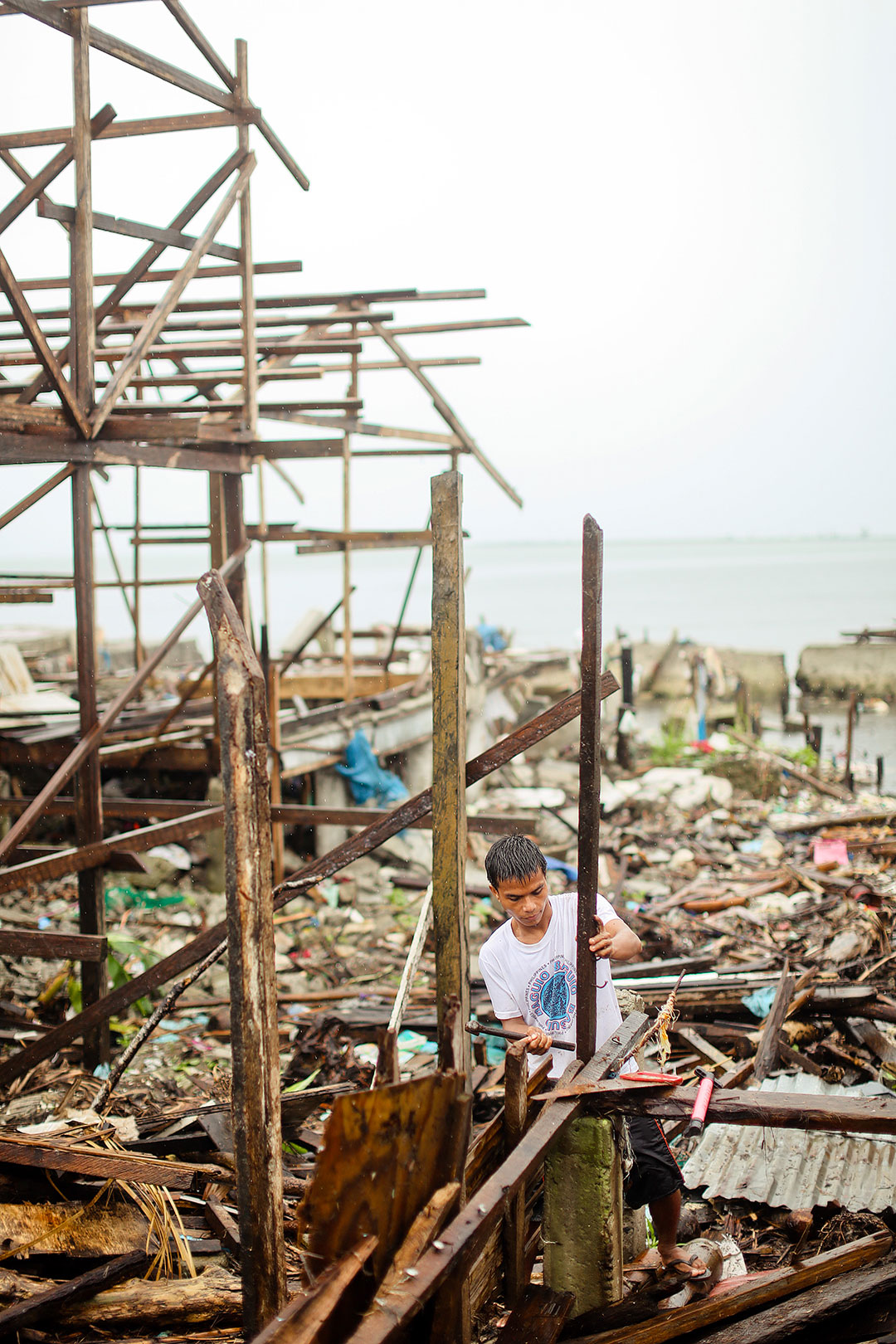 Typhoon Philippines - Do Something Bigger Than Yourself