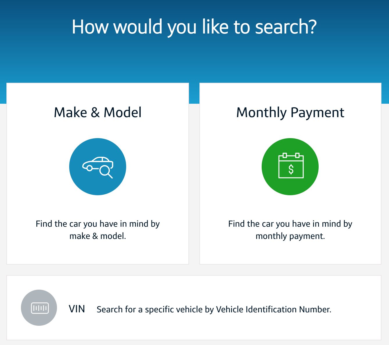 Car Shopping with Capital One Auto Navigator