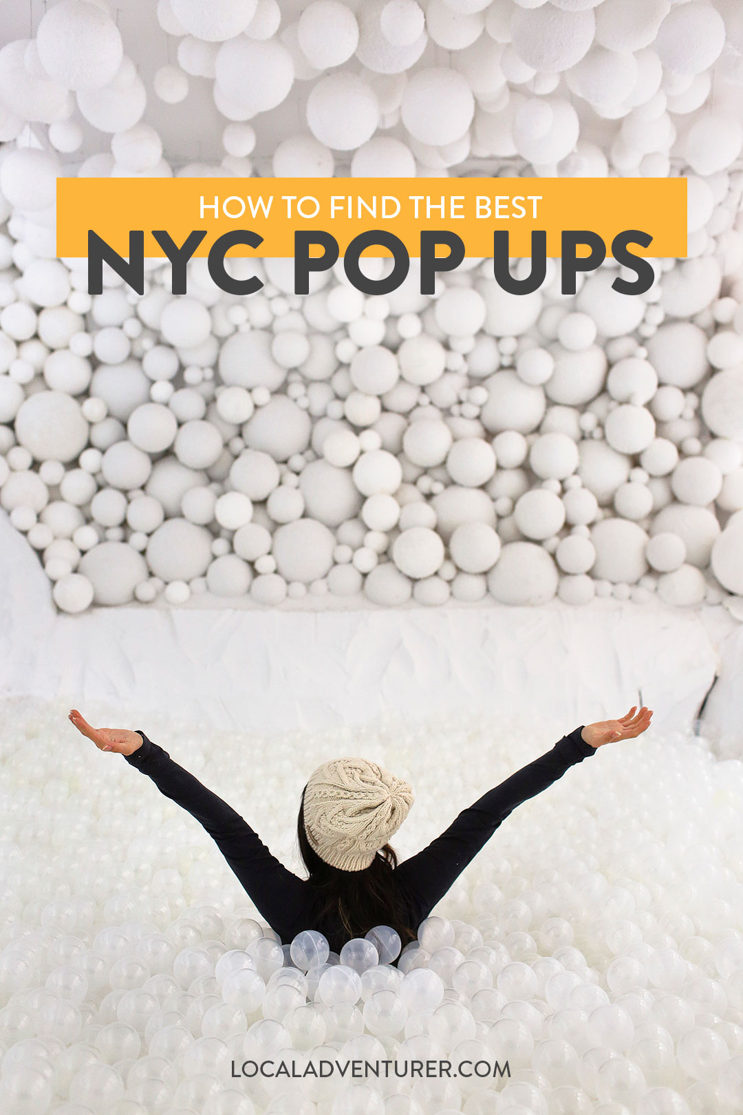 How to Find the Best NYC Pop Up Events