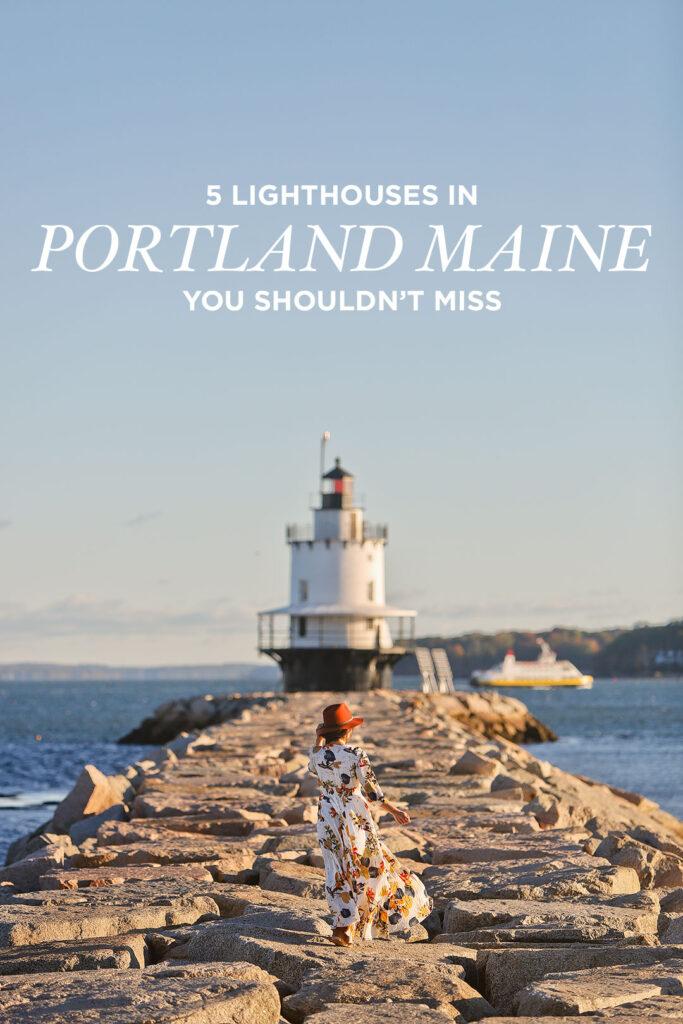 5 Amazing Lighthouses Near Portland Maine