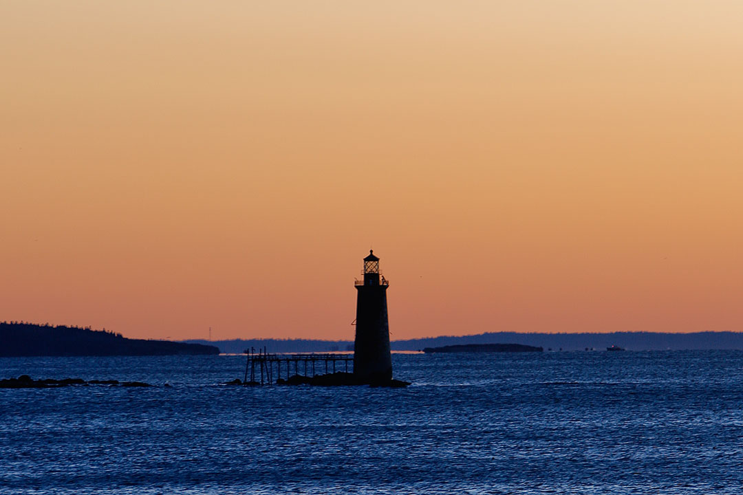 Ram Island Ledge Light + 5 Lighthouses in Portland ME You Must See // Local Adventurer