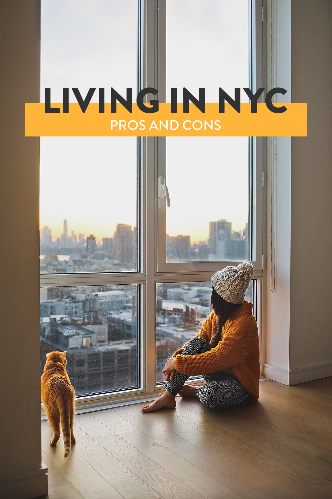 Pros and Cons of Living in New York // Local Adventurer #nyc #newyork #newyorkcity