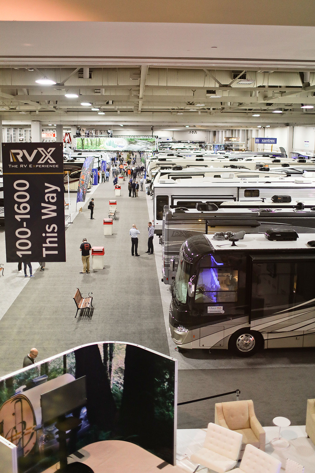 The Best RVs of 2019 Revealed at RVX