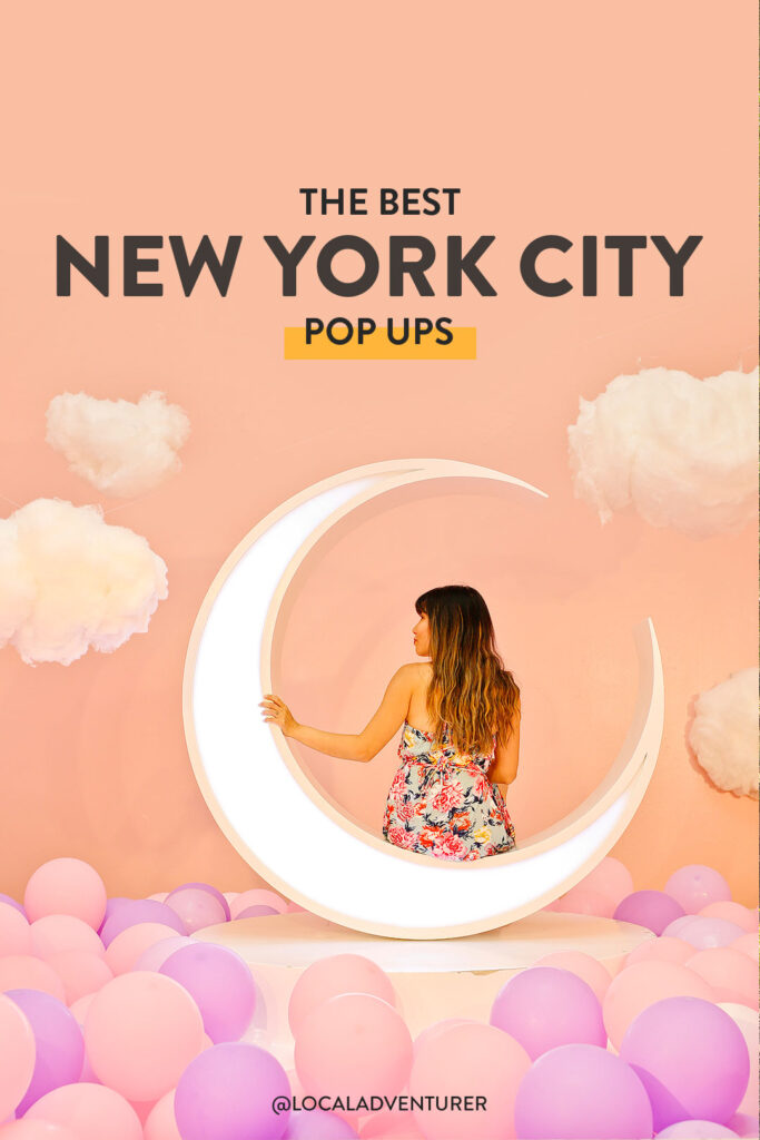 Your Essential Guide to the Best NYC Pop Up Events