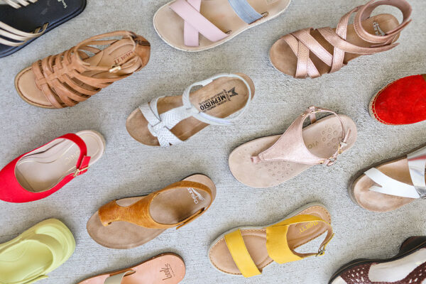 These are the Best Sandals for Travel and Walking