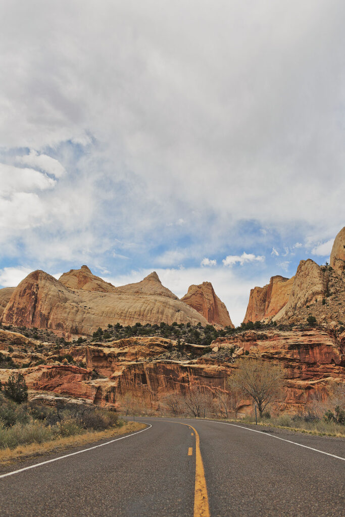 Capitol Reef Utah National Parks