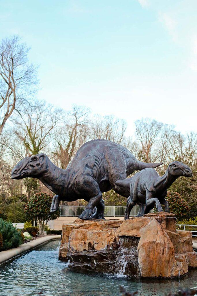 Fernbank Museum of Natural History Atlanta + 101 Things to Do in Atlanta GA