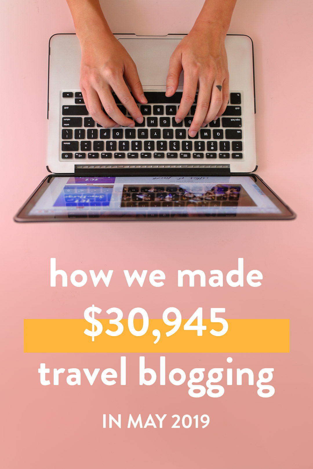 Blog Income Report - How We Made Over $30.9K on the Travel Blog in May