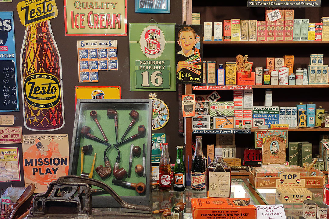 Ruddys General Store Museum + 15 Palm Springs Attractions You Can't Miss