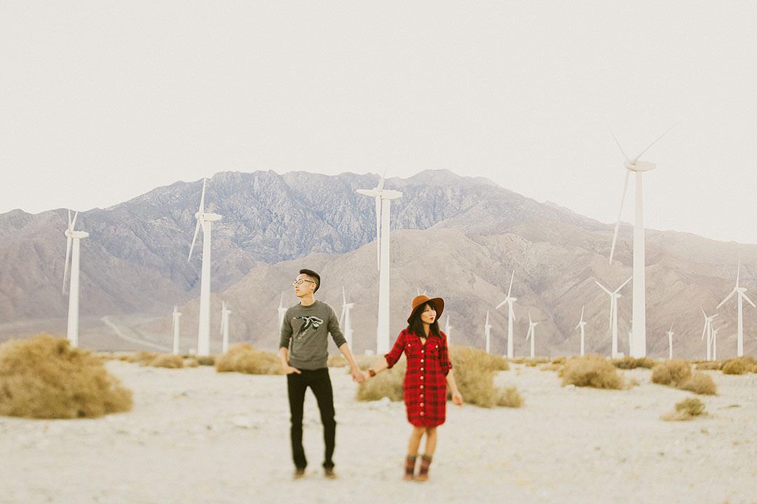 San Gorgonio Pass Wind Farm + 15 Top Things to Do in Palm Springs CA