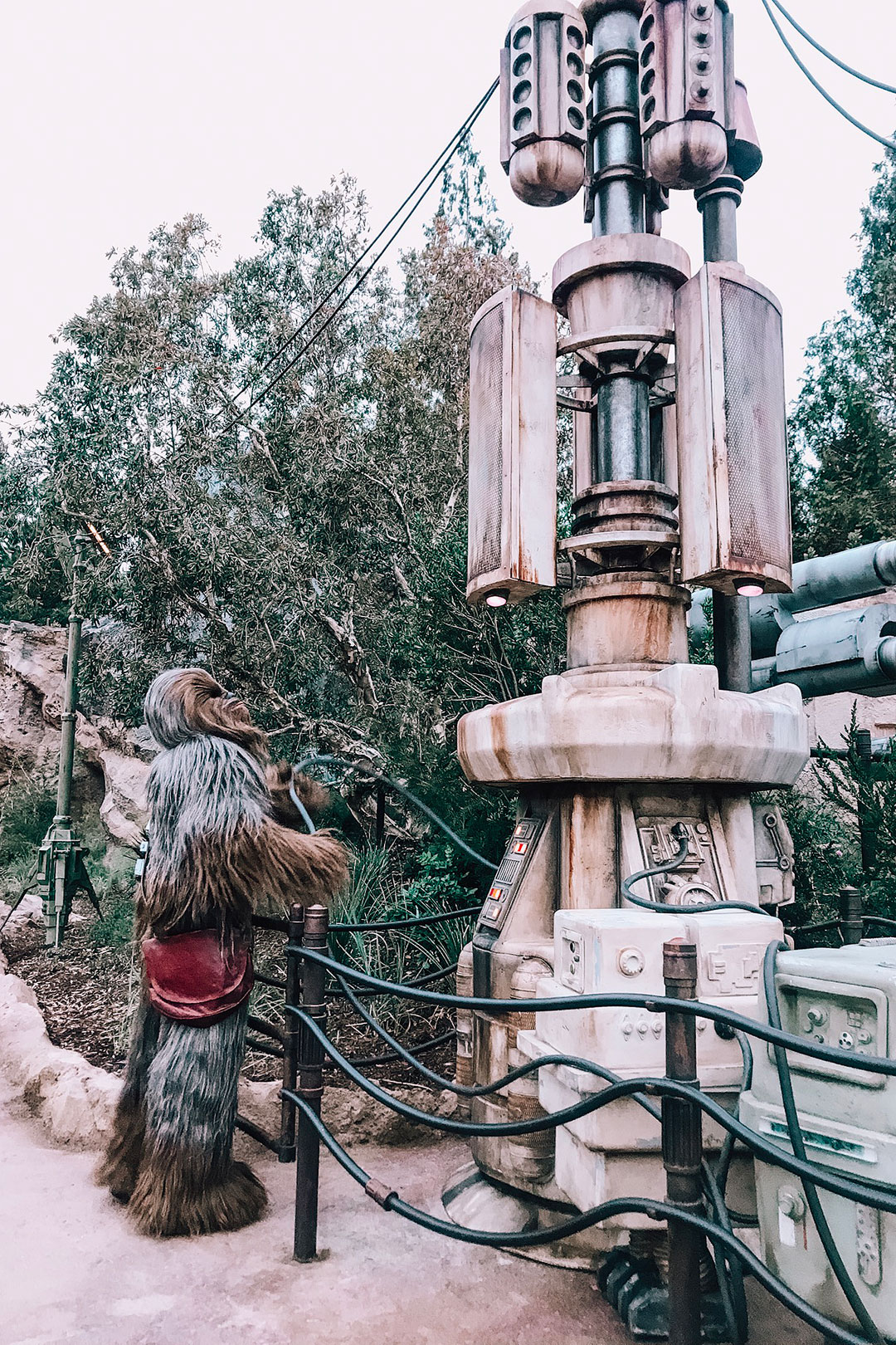 Star Wars Park - First Timer's Guide to Star Wars Galaxy's Edge in Disneyland