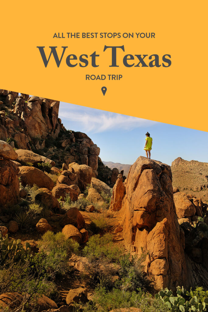Things to Do West Texas