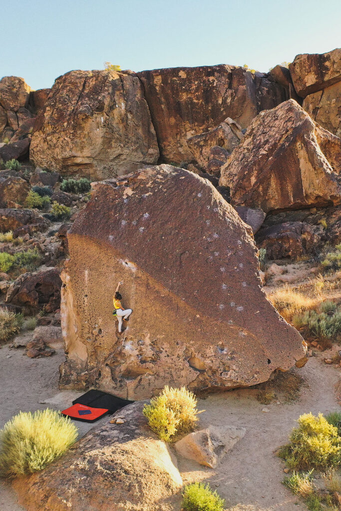 Bishop Bouldering Heavenly Path + 15 Unforgettable Things to Do in Bishop CA
