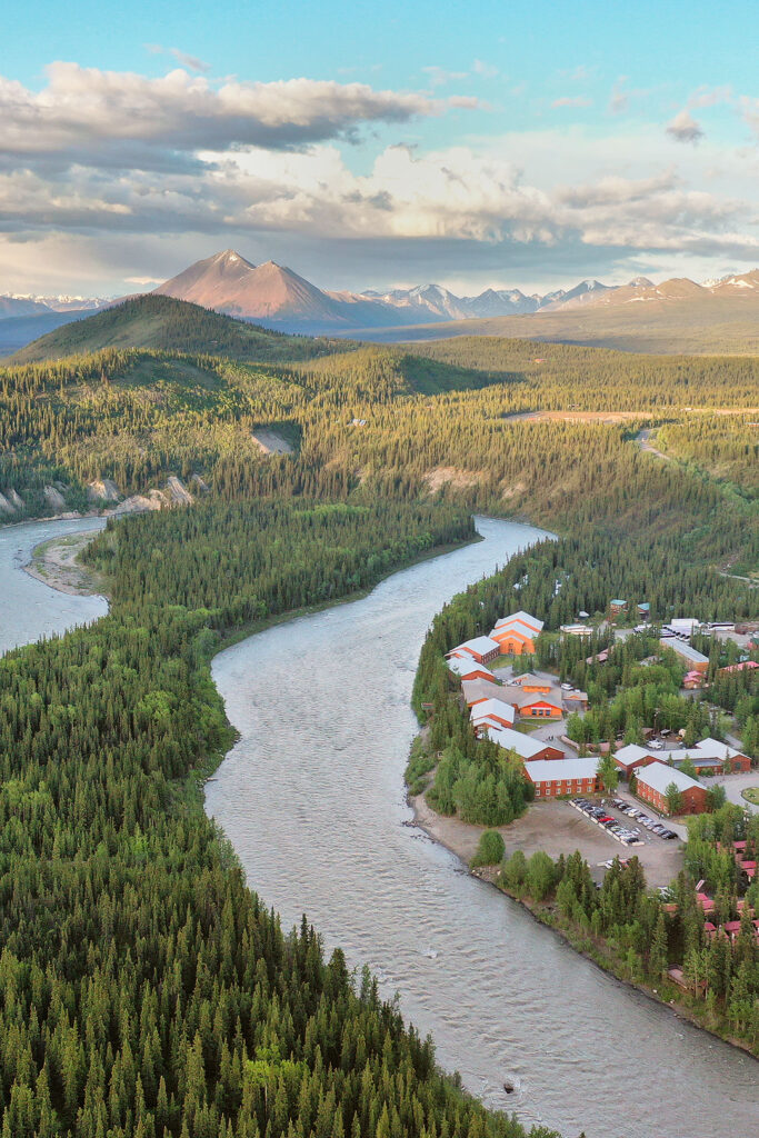 Denali Park Village + Where to Stay in Denali National Park