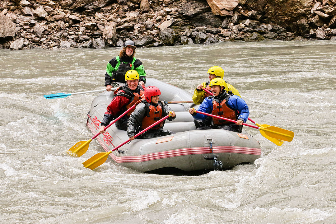 Denali White Water Rafting + Your Essential Guide to Denali National Park