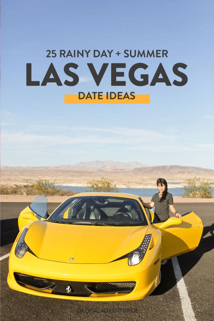 25 Rainy Day and Summer Activities Las Vegas