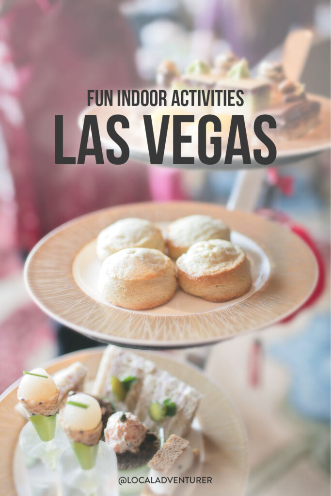 25 Fun Things to Do Indoors in Las Vegas