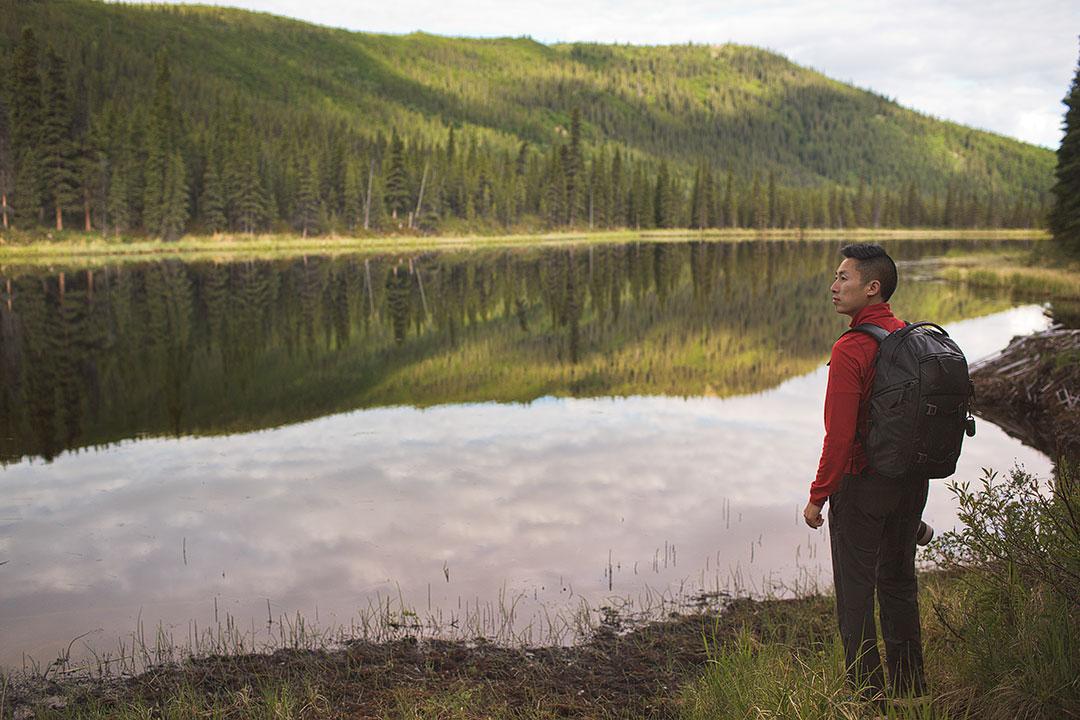 Triple Lakes Trail + Hiking Denali National Park