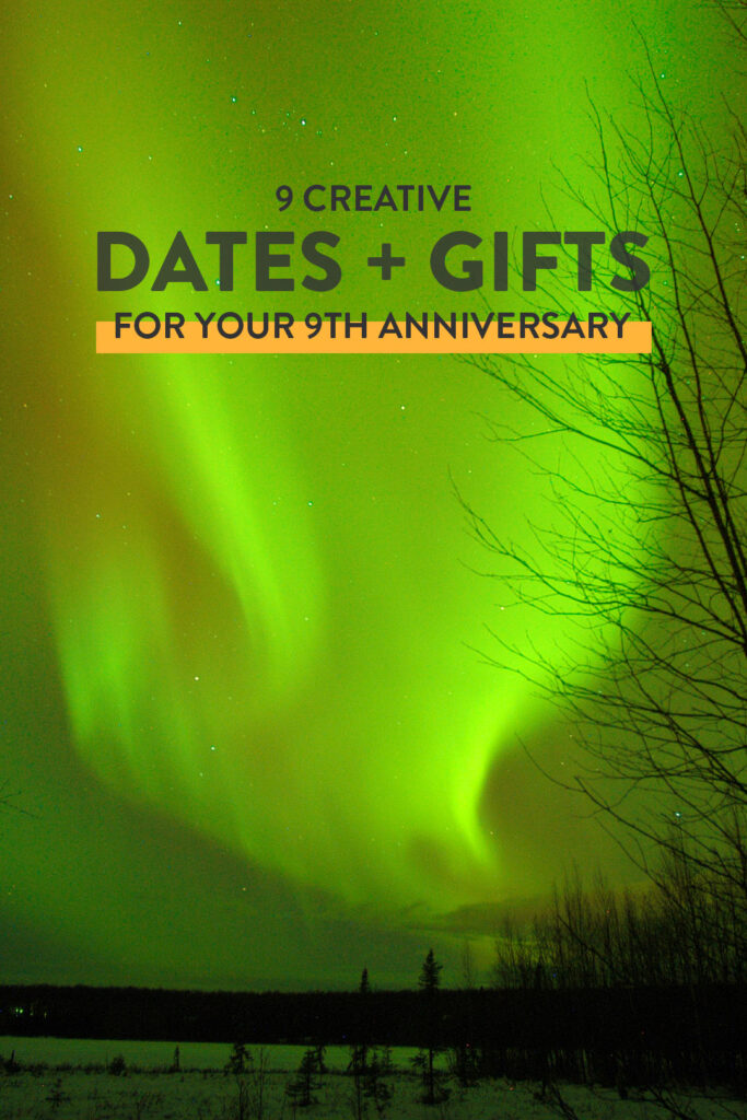9th Anniversary Date Ideas and Gift Guide