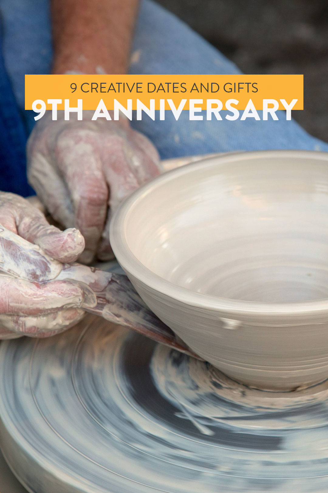 9 Creative 9th Anniversary Gift Ideas and Dates
