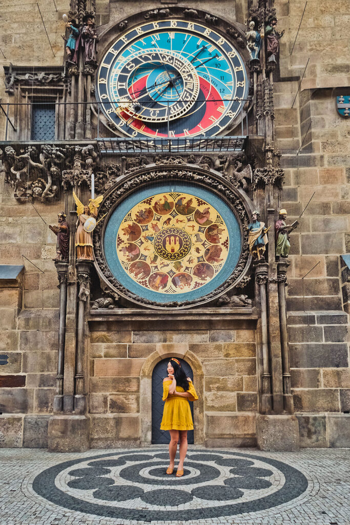 Astronomical Clock of Prague