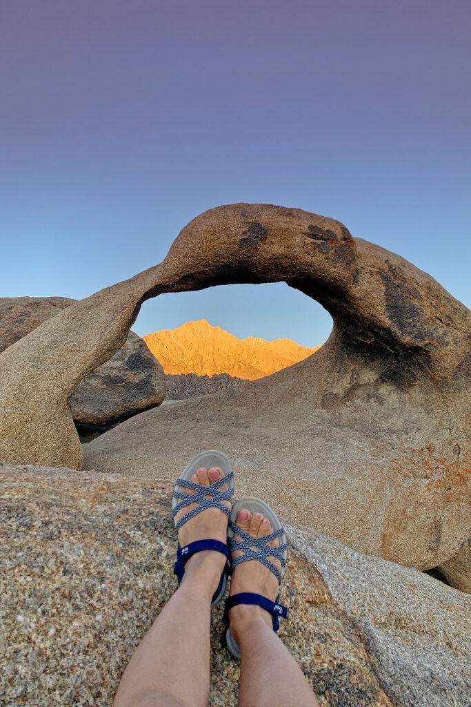 Best Hiking Sandals Womens