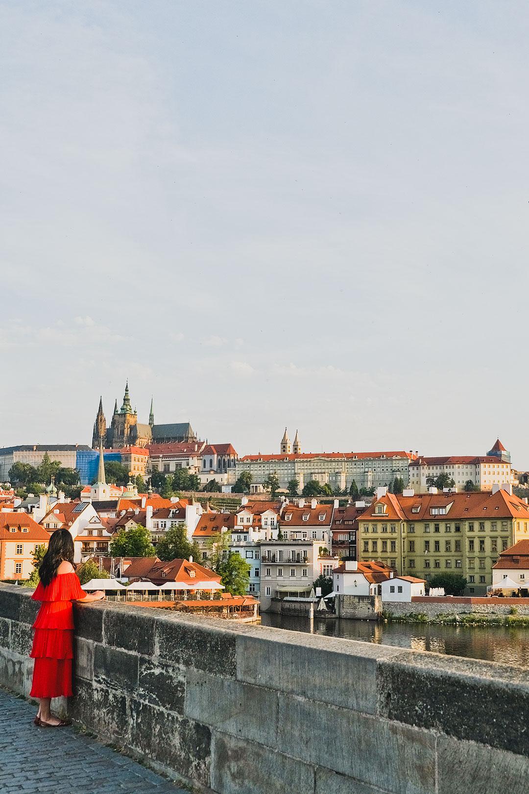 Charles Bridge Prague Attractions