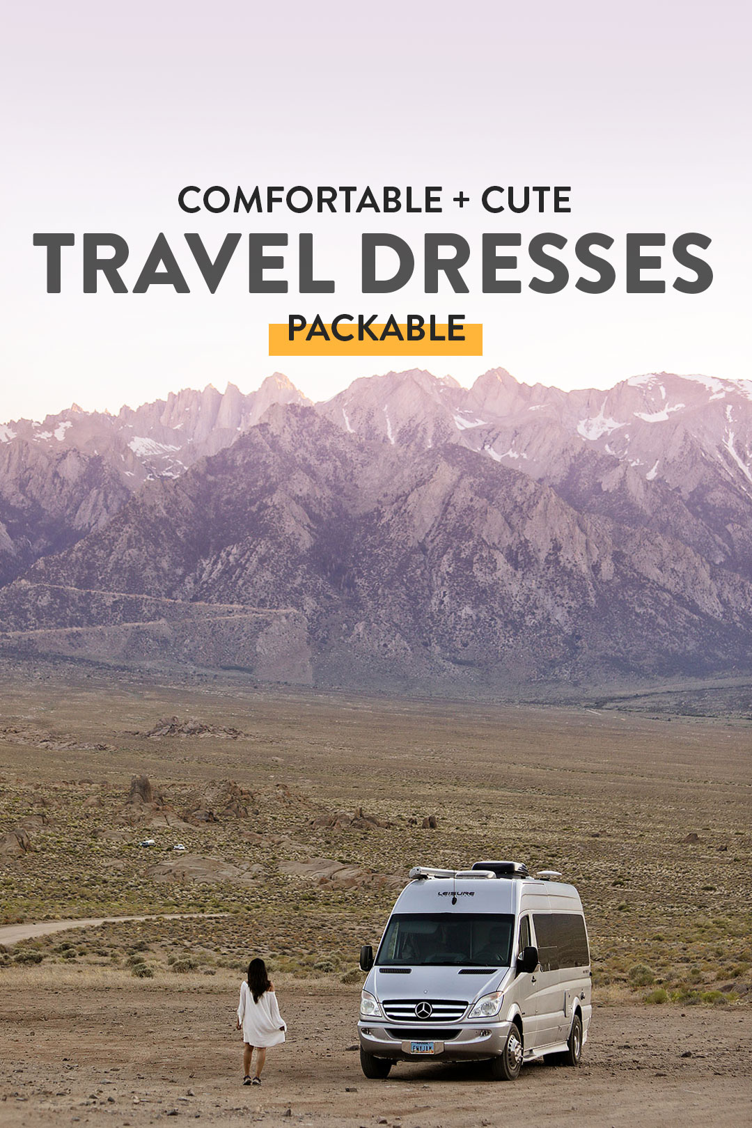 The Best Womens Travel Dresses - Comfortable, Cute, and Packable