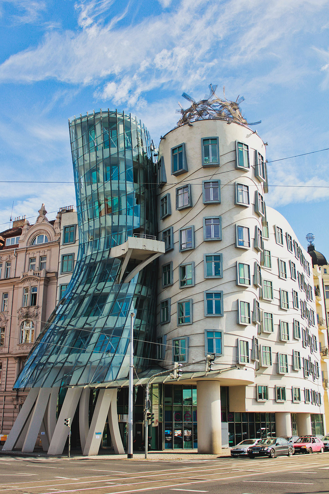 Dancing House Prague Attractions You Can't Miss