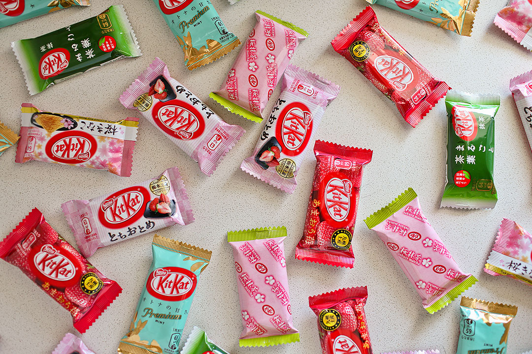 Your Ultimate List of Kit Kat Flavors in Japan & Where to Find Them