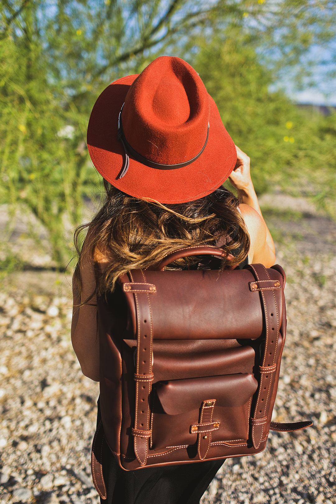 Leather Backpack + 9 Amazing Leather Anniversary Gifts for Your 9 Year Wedding Anniversary