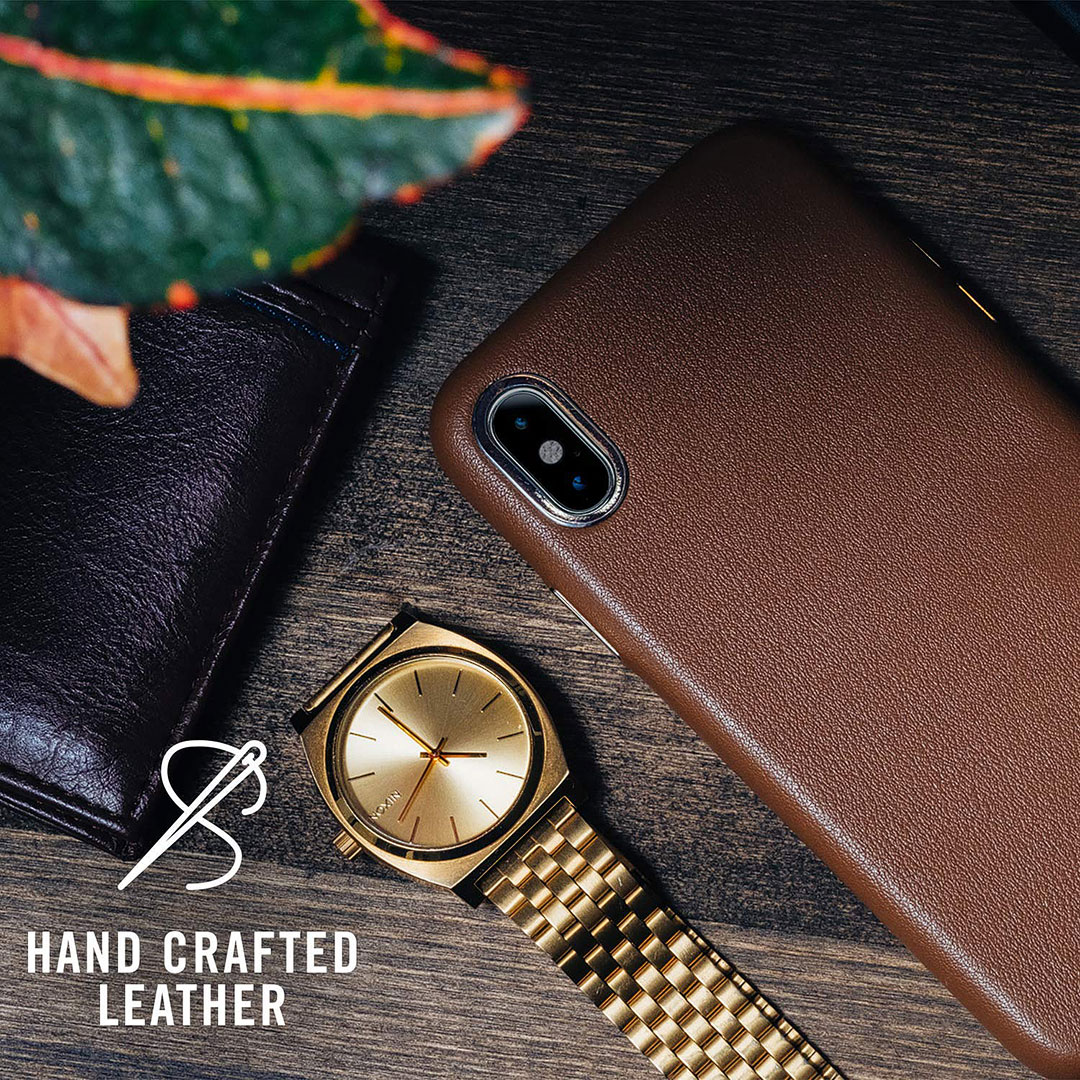 Leather Phone Case + 9 Creative Ideas for Leather Anniversary Gifts