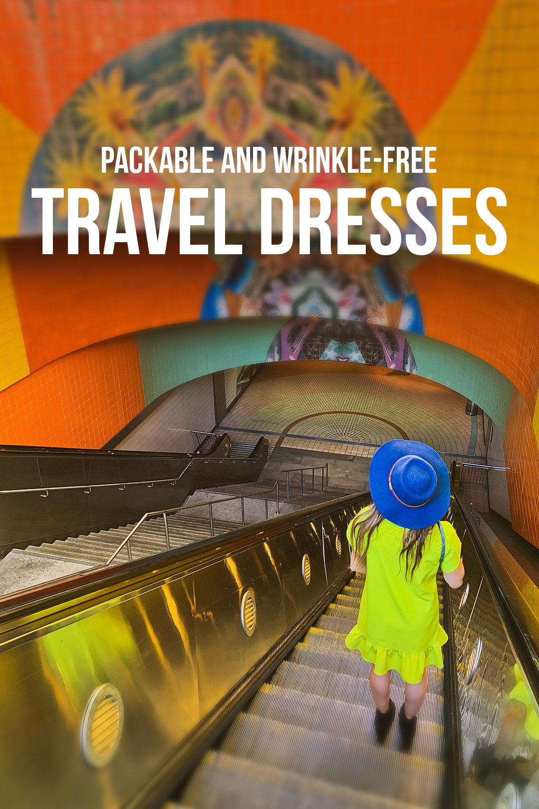 The Best Wrinkle Free and Packable Dresses for Travel