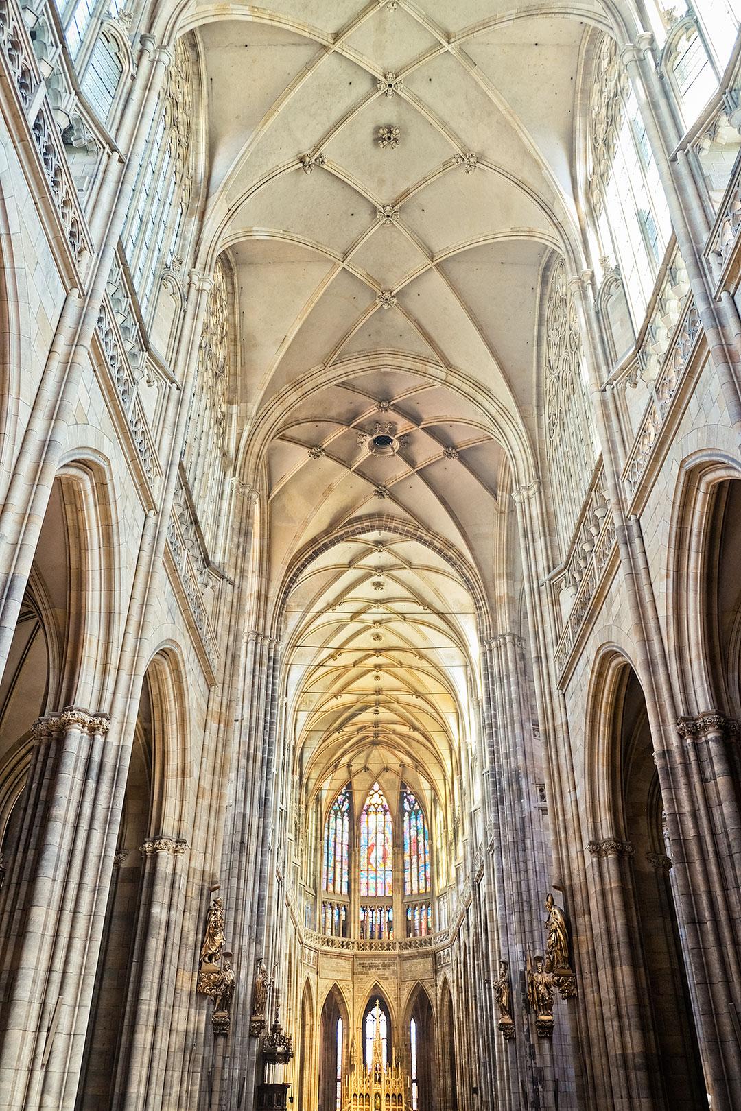 Prague Castle Cathedral
