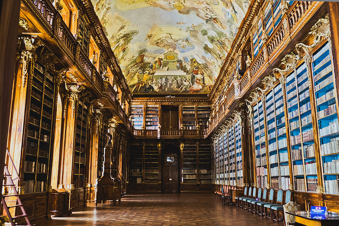 Strahov Library + 15 Wonderful Things to Do in Prague